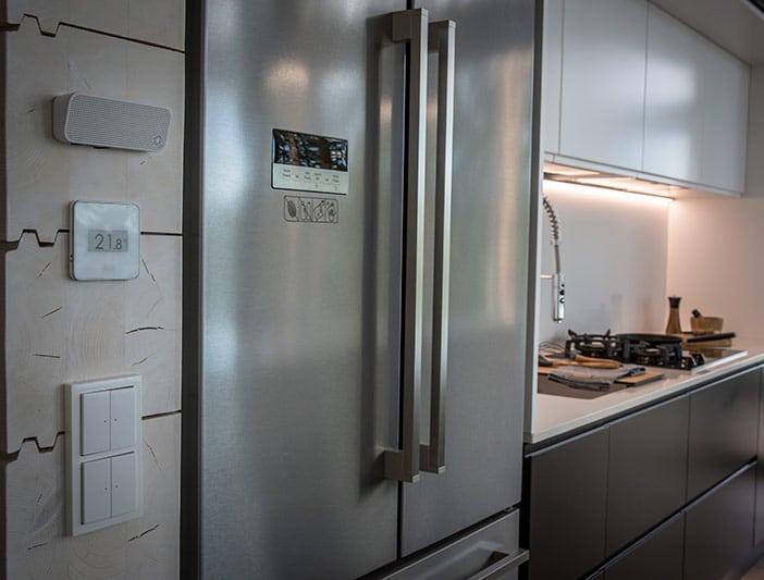 kotitautomaatio keittio.
